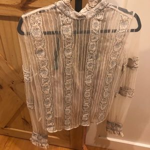Stunning FP holiday top